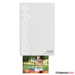 Мобилен фото принтер Polaroid Mint Printer - white