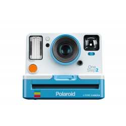 Аналогов фотоапарат Polaroid Originals OneStep2 VF, Summer blue