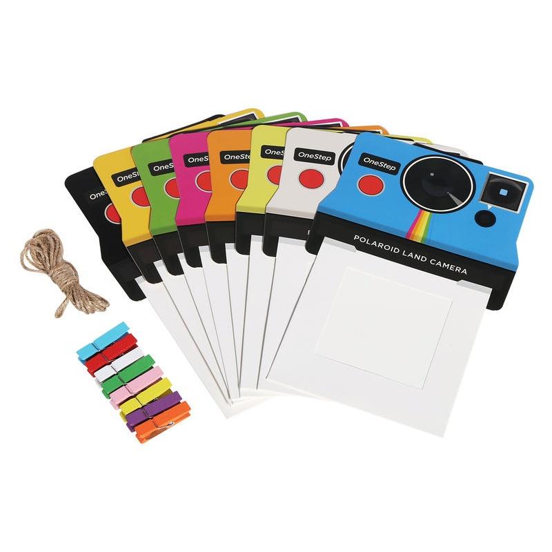 Албум Polaroid Colorful OneStep Vintage Photo Frames