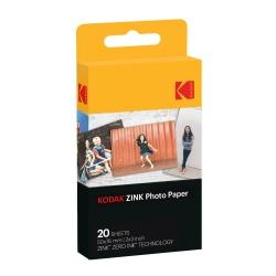 Хартия Kodak ZINK 2x3 inch paper - 20 броя