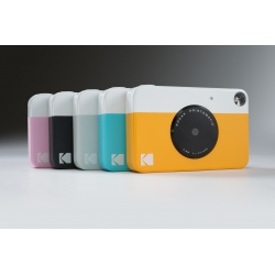 Фотоапарат Kodak Printomatic ZINK Digital Instant Camera - сив