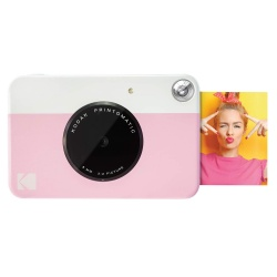 Фотоапарат Kodak Printomatic ZINK Digital Instant Camera - розов