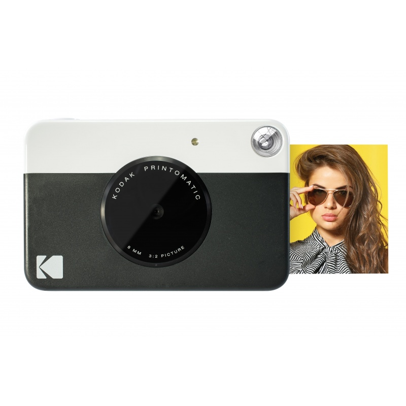 Фотоапарат Kodak Printomatic ZINK Digital Instant Camera - черен