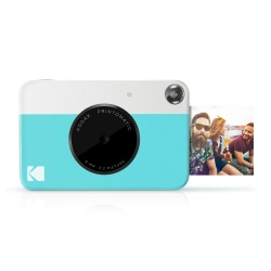 Фотоапарат Kodak Printomatic ZINK Digital Instant Camera - син