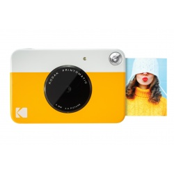 Фотоапарат Kodak Printomatic ZINK Digital Instant Camera - жълт