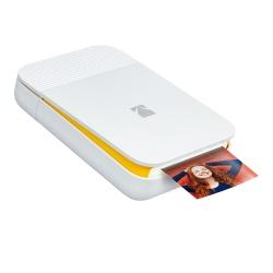 Мобилен принтер KODAK SMILE Printer бяло/жълт