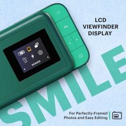 Фотоапарат KODAK SMILE 2x3 Camera зелен