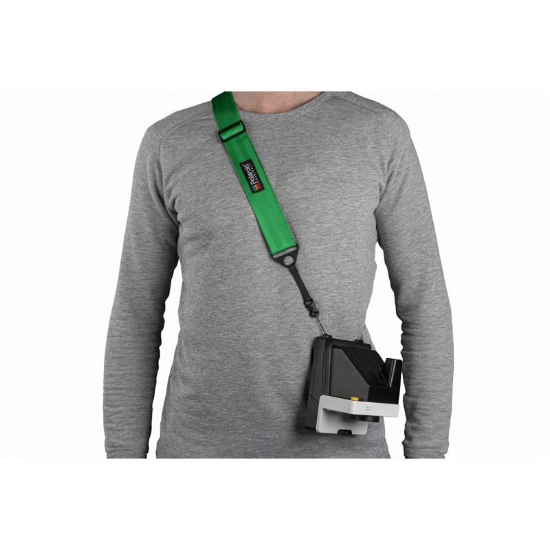 Ремък за фотоапарат Polaroid Camera Strap Flat - Green