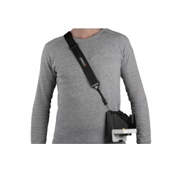 Ремък за фотоапарат Polaroid Camera Strap Flat - Black