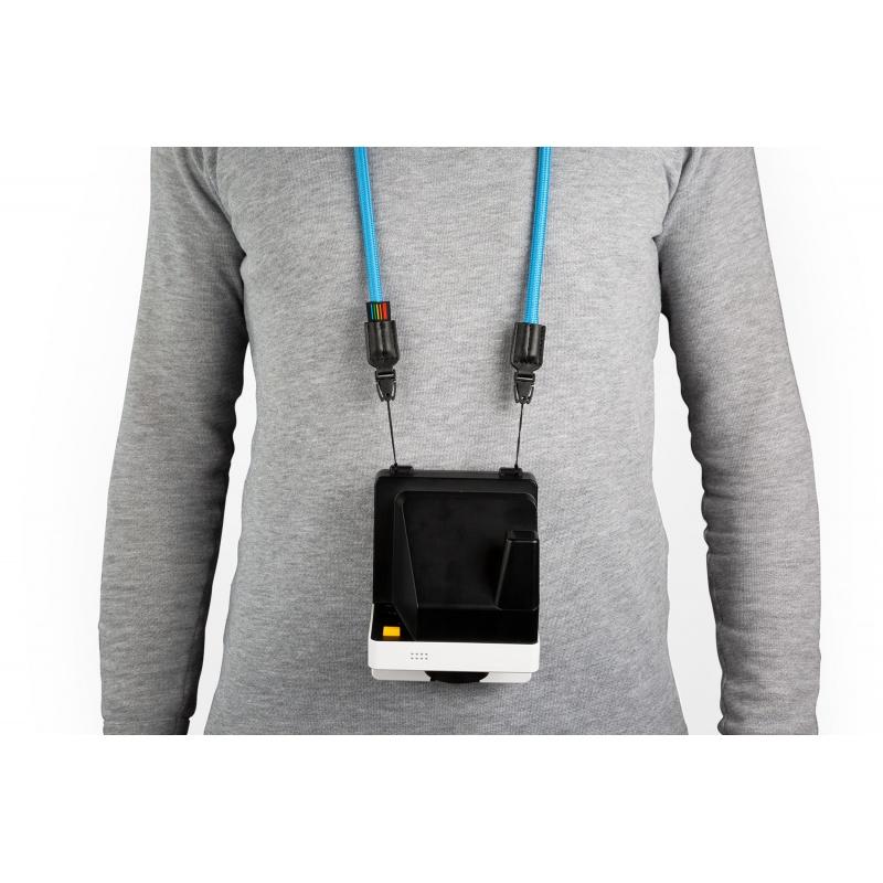 Ремък за фотоапарат Polaroid Camera Strap Round - Blue