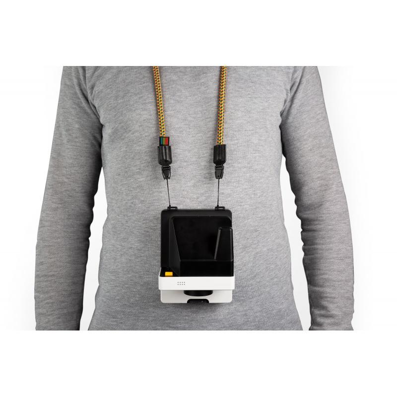 Ремък за фотоапарат Polaroid Camera Strap Round - Rainbow