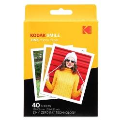 Хартия Kodak ZINK 3x4 inch paper - 40 броя