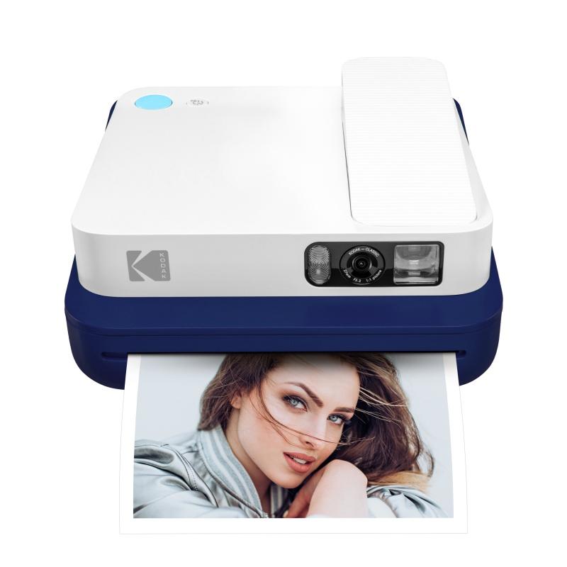 Фотоапарат Kodak Smile Classic син (Bluetooth)