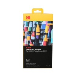 Фото хартия Kodak Photo Printer Dock Cartridge (120 Pack)