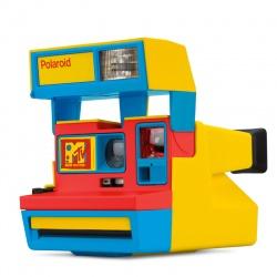 Фотоапарат Polaroid 600 Camera - MTV Stereo (refurbished)