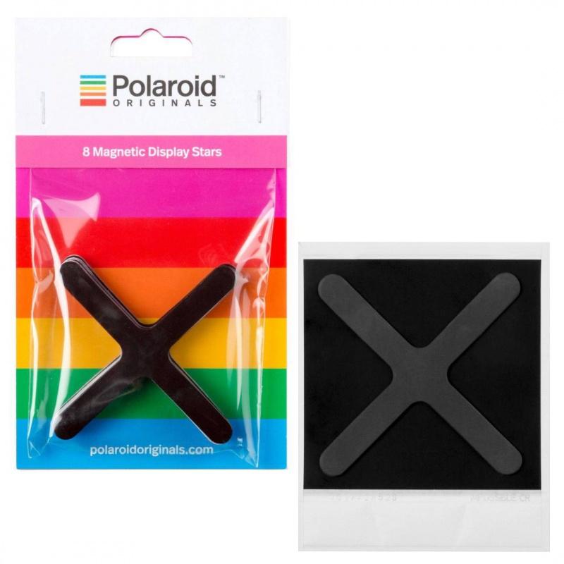 Магнити за снимки Polaroid Magnetic Display Star 8 бр.
