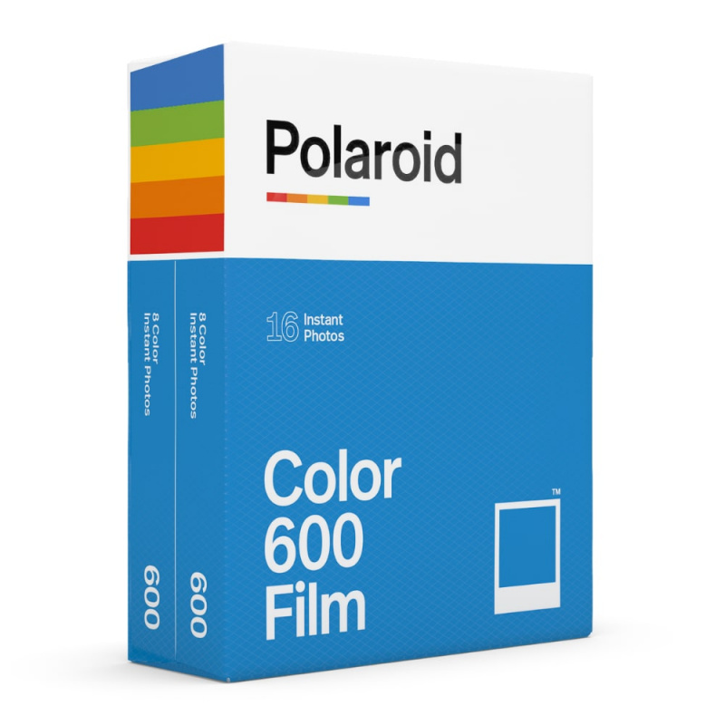 Филм Polaroid Color 600 Film Double pack