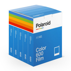 Филм Polaroid Color 600 Film x40 pack