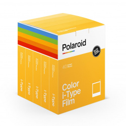 Филм Polaroid Color i-Type Film x40 pack