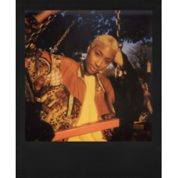 Филм Polaroid Color film for i-Type – Black Frame Edition