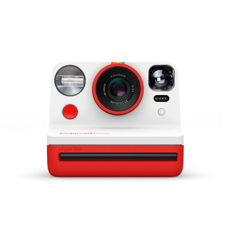Фотоапарат Polaroid Now Red