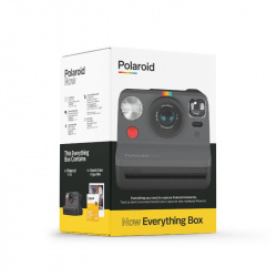 Фотоапарат Polaroid Now Black Everything Box