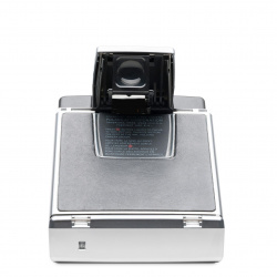Фотоапарат Polaroid SX-70 Autofocus Silver-Black (refurbished)