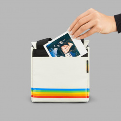 Чанта Polaroid Box Camera Bag White