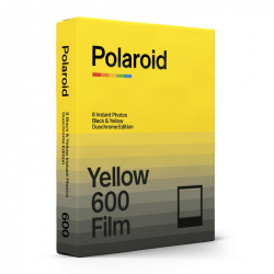Филм Polaroid Duochrome film for 600 - Black and Yellow Edition