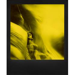 Филм Polaroid Duochrome film for 600 - Black and Yellow Edition