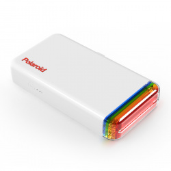 Фото принтер Polaroid Hi·Print 2x3 Pocket Photo Printer - White