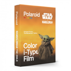 Филм Polaroid Color i-Type - Mandalorian Star Wars