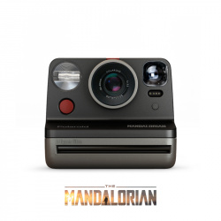 Фотоапарат Polaroid Now Mandalorian