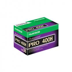 Цветен негативен филм FUJI PRO 400 H, 135-36