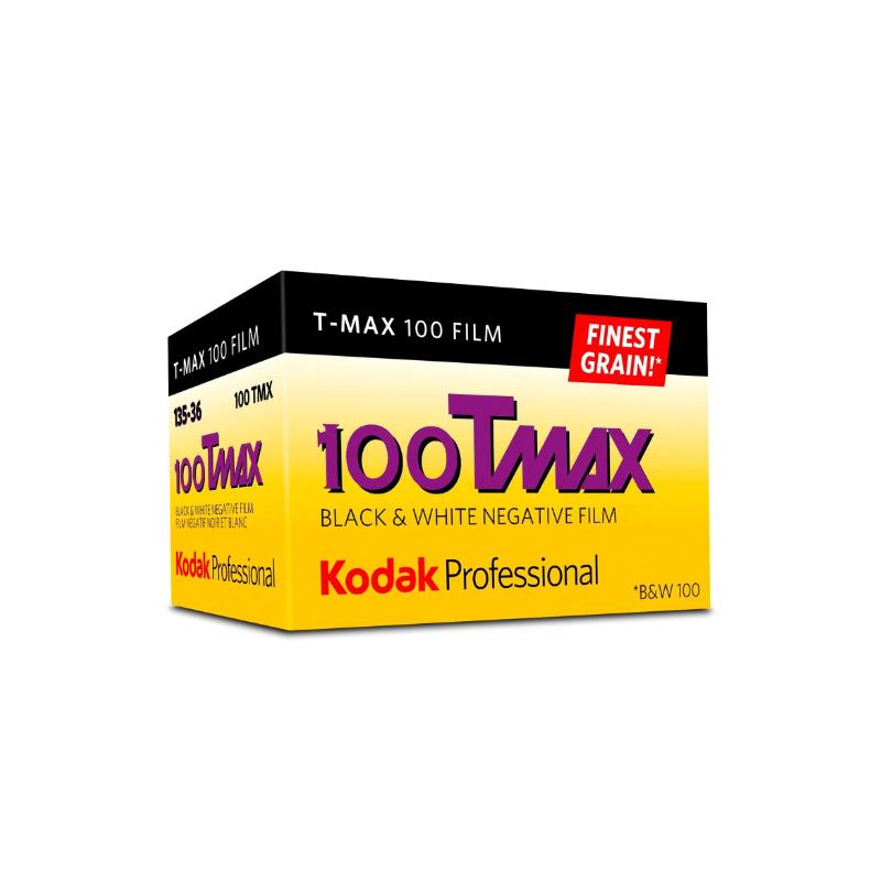 Черно-бял негативен филм KODAK T-Max 100 (TMX) Black&White