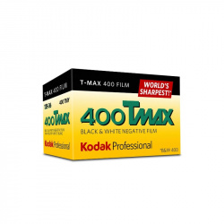 Черно-бял негативен филм KODAK T-Max 400 (TMY) Black&White