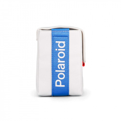 Чанта Polaroid Now Bag - White & Blue
