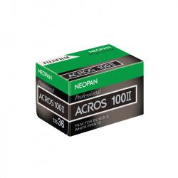 Черно-бял негативен филм FUJI Neopan Acros 100 II Black &