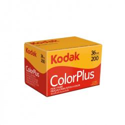 Цветен негативен филм KODAK Color Plus 200, 135-36