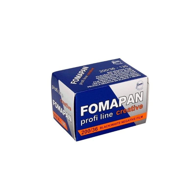 Черно-бял негативен филм FOMAPAN 200 Classic, 135-36