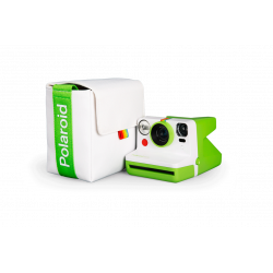 Чанта Polaroid Now Bag - White & Green