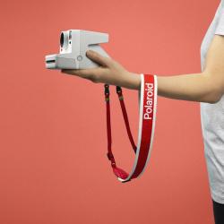 Ремък за фотоапарат Polaroid Camera Strap Flat - Red