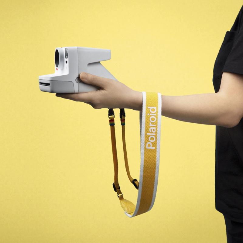 Ремък за фотоапарат Polaroid Camera Strap Flat - Yellow