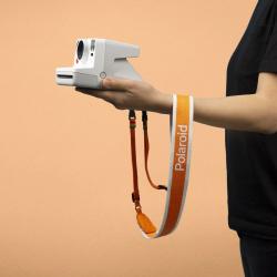 Ремък за фотоапарат Polaroid Camera Strap Flat - Orange