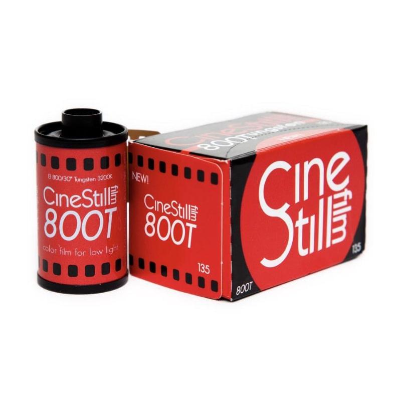 Цветен негативен филм CINESTILL CineStill Xpro C-41 800