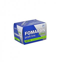 Черно-бял негативен филм FOMAPAN 400 Classic, 135-36