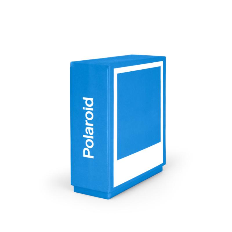 Кутия за снимки Polaroid Photo Blue
