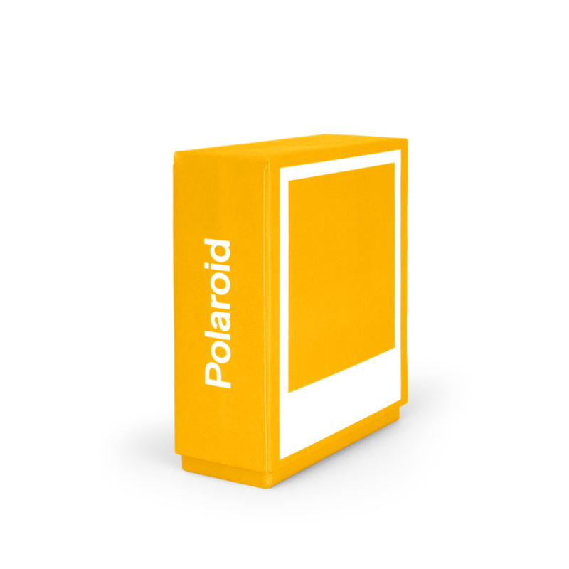 Кутия за снимки Polaroid Photo Yellow