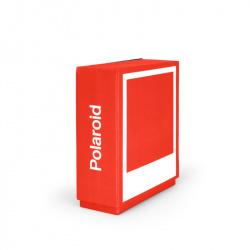 Кутия за снимки Polaroid Photo Red