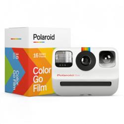 Комплект фотоапарат Polaroid GO - White и филм